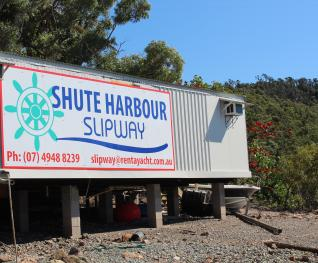 Shute Harbour Slipway